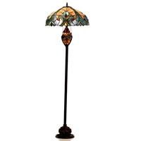 Picture of CH18780VA18-DF3 Victorian Floor Lamp