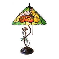 Picture of CH15913GF17-TL2 Table Lamp