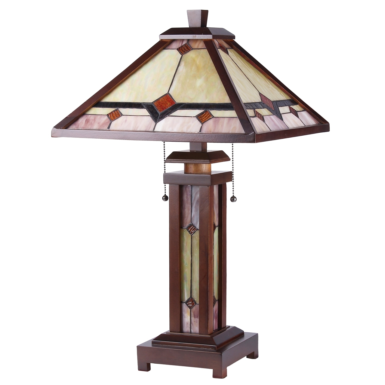 Chloe lighting inc tiffany lamp tiffany lamps tiffany style chloe lighting kay tiffany style mission 3 light double lit wooden table lamp geotapseo Choice Image