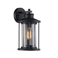 CH22071BK14-OD1 Outdoor Wall Sconce