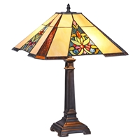 Picture of CH35520AM16-TL2 Table Lamp