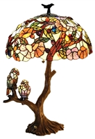 Picture of CH1B441GA19-DT4 Double Lit Table Lamp