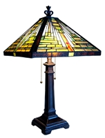 Picture of CH12008GM14-TL2 Table Lamp