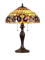 Picture of CH33353VR16-TL2 Table Lamp