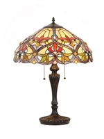 Picture of CH33352VR18-TL2 Table Lamp