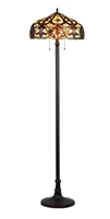 Picture of CH33473IV18-FL2 Floor Lamp
