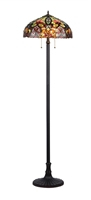 Picture of CH33456GV18-FL2 Floor Lamp