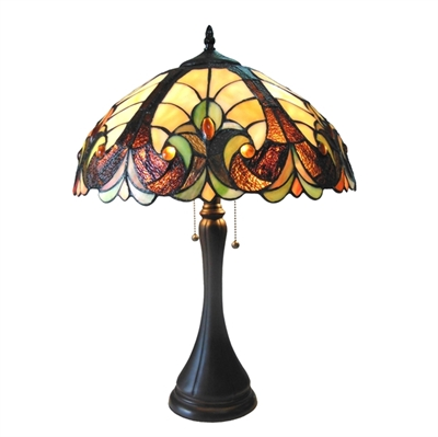 Picture of CH16780VI16-TL2 Table Lamp