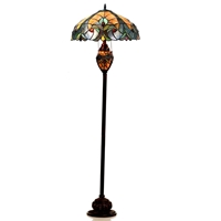 Picture of CH18780VA18-DF3 Victorian Floor Lamp
