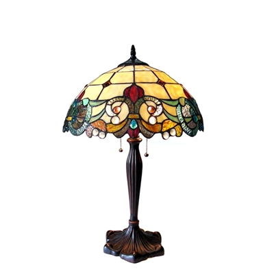 Picture of CH18767IV16-TL2 Table Lamp