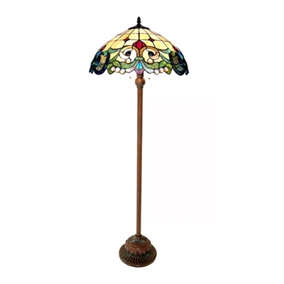 Picture of CH18767IV18-FL2 Floor Lamp
