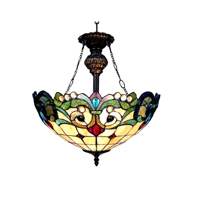 Picture of CH18767IV18-UH2 Inverted Ceiling Pendant Fixture