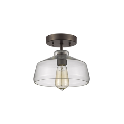 Picture of CH54010CL09-SF1 Semi-flush Ceiling Fixture