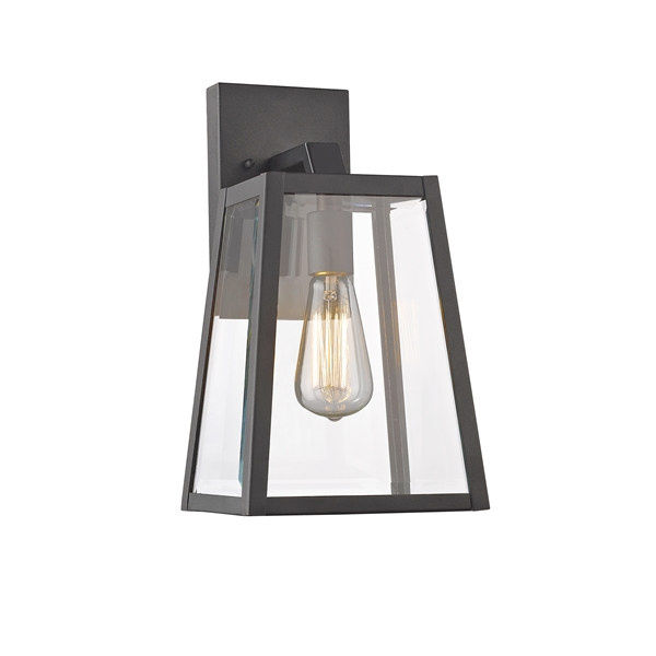 Chloe lighting inc lighting wholesale lighting wholesalers picture of ch22034bk14 od1 outdoor sconce mozeypictures Choice Image