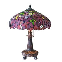 Picture of CH18045PW16-TL2 Table Lamp