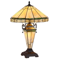 Picture of CH31315MI16-DT3 Double Lit Table Lamp