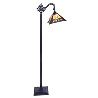 Picture of CH38847PM11-RF1 Reading Floor Lamp