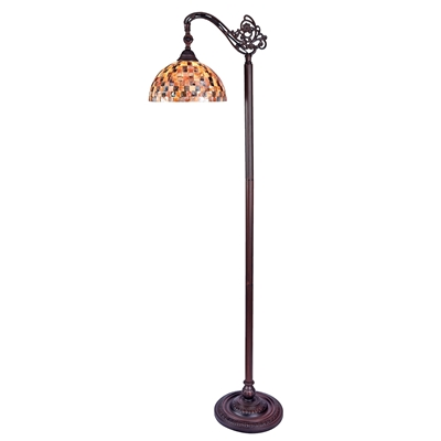 Picture of CH3CD28BC11-RF1 Reading Floor Lamp