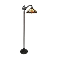Picture of CH18780VI13-RF1 Reading Floor Lamp