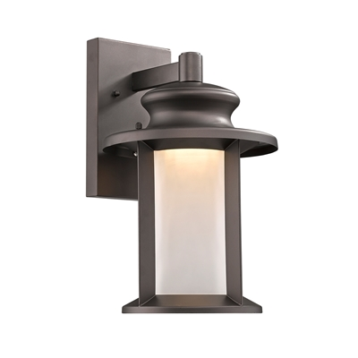 Chloe Lighting Inc Ch2s074rb14 Odl Led Outdoor Sconce