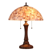 Picture of CH3CD28CC16-TL2 Table Lamp