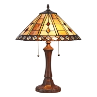 Picture of CH3T991AG16-TL2 Table Lamp