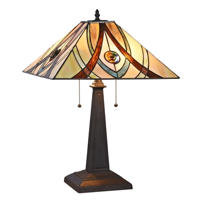 Picture of CH3T995AM16-TL2 Table Lamp
