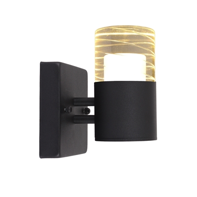 Picture of CH7Q001BK07-LW1 LED In/Outdoor Wall Sconce