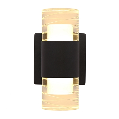 Picture of CH7Q001BK10-LW2 LED In/Outdoor Wall Sconce