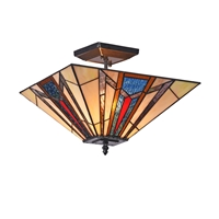 Picture of CH3T172AM14-UF2 Semi-Flush Ceiling Fixture