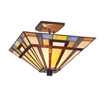 Picture of CH3T173AM14-UF2 Semi-Flush Ceiling Fixture