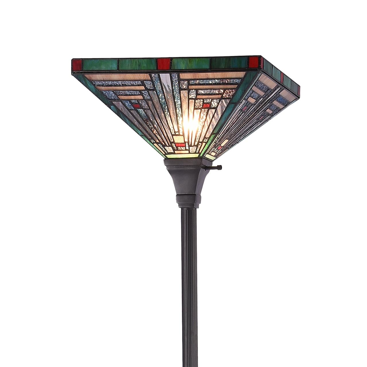 Chloe Lighting Inc Ch3t359bm14 Tf1 Torchiere Floor Lamp