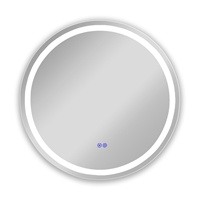 Picture of CH9M042BL24-RND LED Mirror