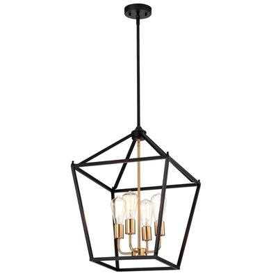 Picture of CH2D010BK16-UP4 Inverted Pendant